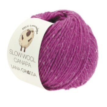 Slow Wool Canapa*