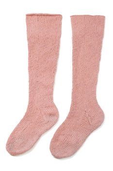 Socks SO FLUFFY made with WOOLADDICTS WATER