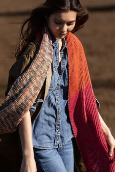 SCHAL · COOL WOOL & COOL WOOL HAND-DYED