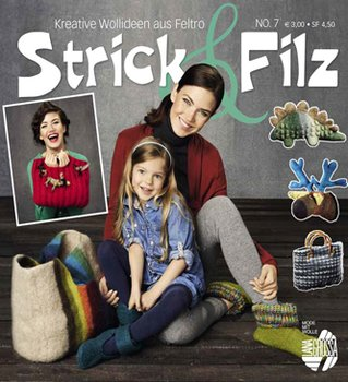 Strick & Filz No 7