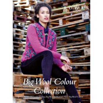 Knit Rowan - Big Wool Colour Collection